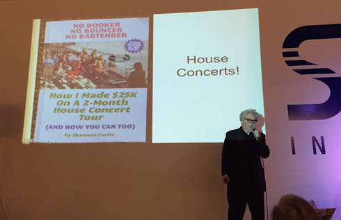 martin atkins telling people to buy the shannon curtis house concert touring book