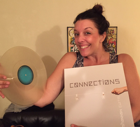 shannon curtis connections on vinyl